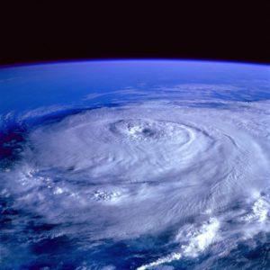 hurricane, earth, satellite