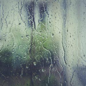rain stoppers, water, window pane
